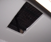 GB Roof Vent opening